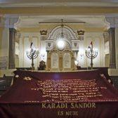 Hegedűs Gyula Street Synagogue