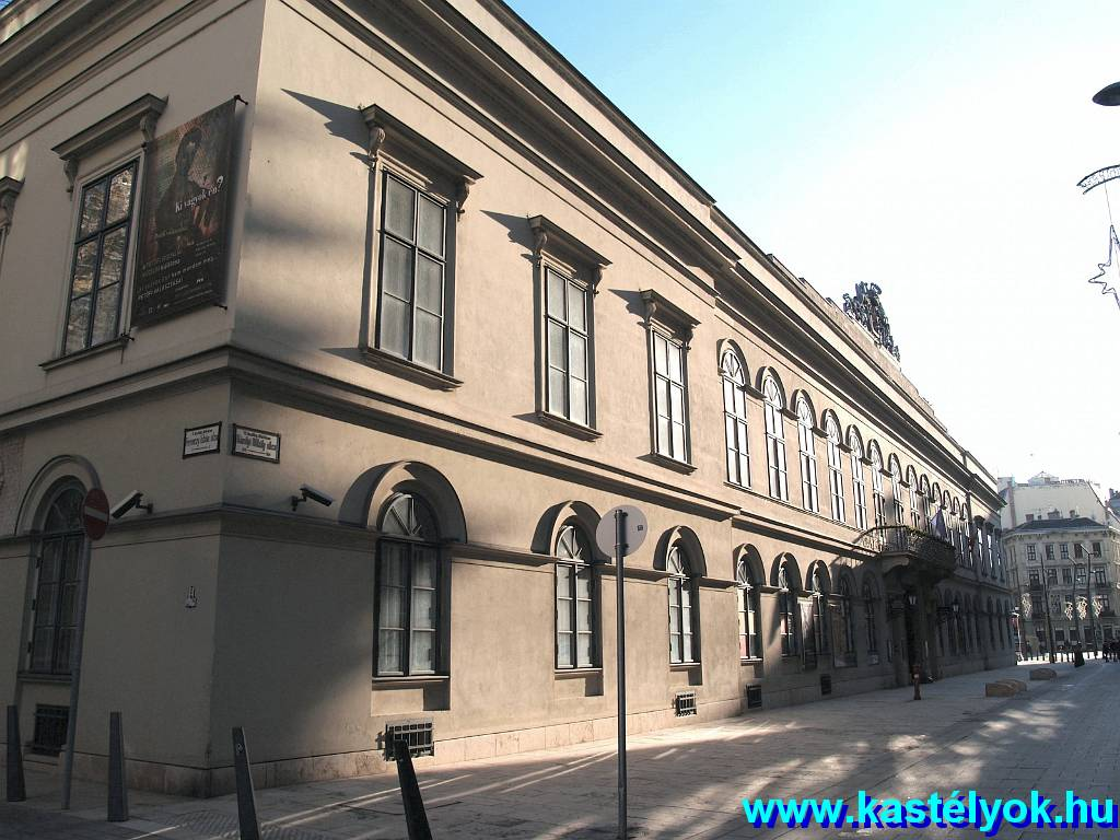 Károlyi Palace / Petőfi Literary Museum