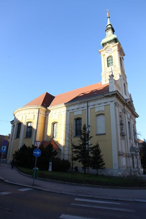 Krisztinavárosi Parish Church